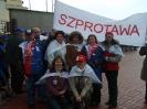 Manifestacja w Warszawie :: Prezeska z nami
