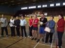 Woj. Mistrzostwa w Badmintonie :: Świebodzin - 07.12.2013 r.