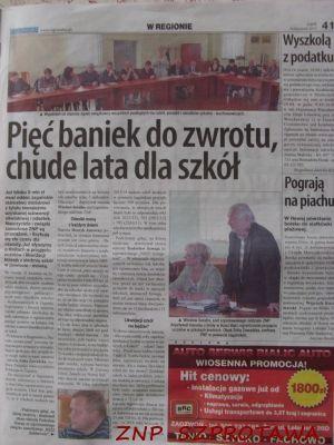 Żagań - 21.04.2015 r.